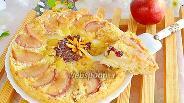 Фото рецепта Дамб-кейк фруктовый