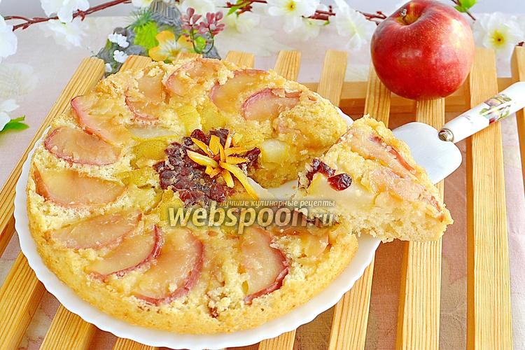 Фото Дамб-кейк фруктовый