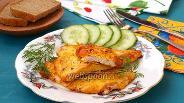 Фото рецепта Отбивные из индейки в сырном кляре