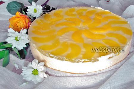 Фото рецепта Диетический торт