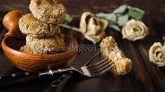 Фото рецепта Овощные котлеты в духовке
