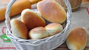 Фото рецепта Пирожки на простокваше в хлебопечи