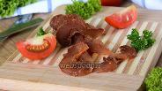 Фото рецепта Бастурма из куриной грудки