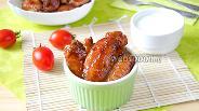 Фото рецепта Куриные крылышки терияки
