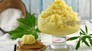 Фото рецепта Заварной кокосовый крем