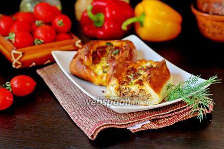 Пицца турецкая