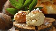 Фото рецепта Кокосово-ананасовые пирожки