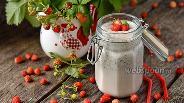 Фото рецепта Молочный коктейль с земляникой