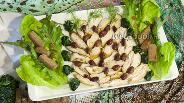 Фото рецепта Жаркое из куриной грудки с кизилом