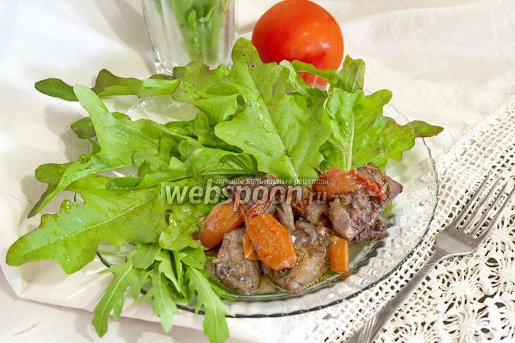 Фото Щука в томатном соусе