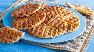 Фото рецепта Бельгийские вафли «Льежские»