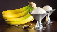 Фото рецепта Мороженое из банана