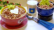 Фото рецепта Каша гречневая в термосе