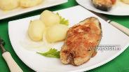 Фото рецепта Карп в кляре с базиликом