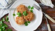 Фото рецепта Капустные котлеты с мясом