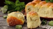 Фото рецепта Пирожки с ревенем