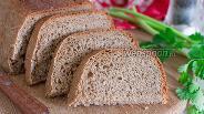 Фото рецепта Пшенично-ржаной хлеб с йогуртом в хлебопечке