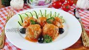 Фото рецепта Тефтели с грибами