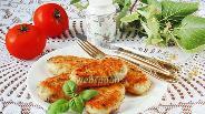 Фото рецепта Котлеты куриные с рисом