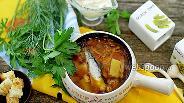 Фото рецепта Борщ со шпротами
