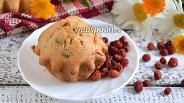 Фото рецепта Кексы с земляникой