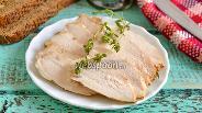 Фото рецепта Куриная грудка «бутербродная» в мультиварке