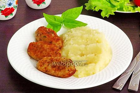 Колбаски из скумбрии