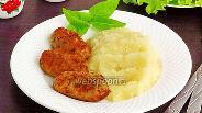 Фото рецепта Колбаски из скумбрии