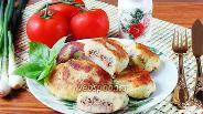 Фото рецепта Зразы с печенью