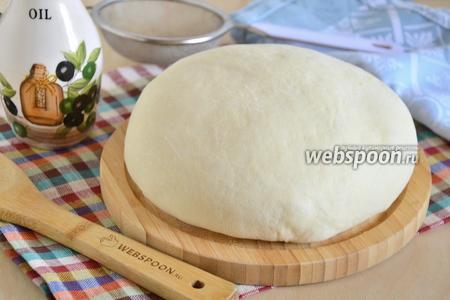 Тесто для пирожков без яиц на оливковом масле