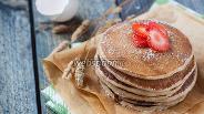 Фото рецепта Ржаные оладьи по-деревенски