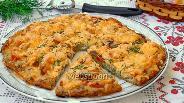 Фото рецепта Пицца из кабачков