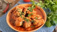 Фото рецепта Чахохбили из курицы в мультиварке