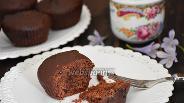 Фото рецепта Шоколадные маффины в мультиварке