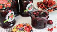 Фото рецепта Желе-ассорти ягодное на зиму