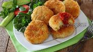 Фото рецепта Котлеты без мяса по-индийски