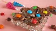 Фото рецепта Шоколадный десерт с М&Мs