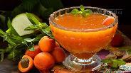 Фото рецепта Повидло из абрикосов и кабачка