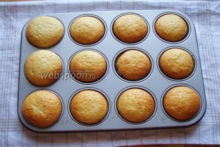 Кекс с кокосовой стружкой в духовке - рецепт пошаговый с фото