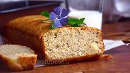 Фото рецепта Банановый хлеб (Banana bread)