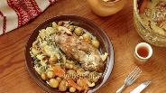 Фото рецепта Индейка в горшочке