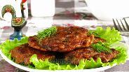 Фото рецепта Котлеты из куриных сердечек
