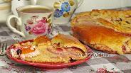 Фото рецепта Ягодная корзинка «Лилианна»