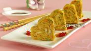 Фото рецепта Омлет по-корейски
