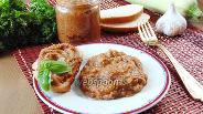 Фото рецепта Кабачковая икра с грибами