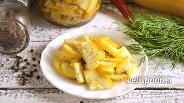 Фото рецепта Салат из цукини на зиму