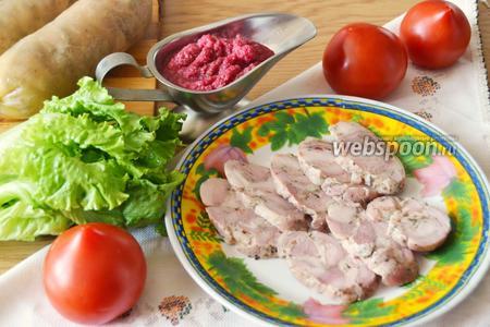 Колбаса из свинины домашняя