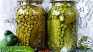 Фото рецепта Заготовка «Для оливье» на зиму