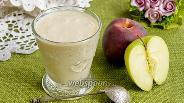 Фото рецепта Смузи из ряженки с персиком