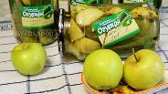 Фото рецепта Огурцы, маринованные с яблоками